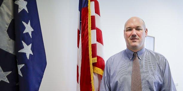 Alexander Lipscomb, nouveau consul des Etats-Unis à Bordeaux, est un gestionnaire