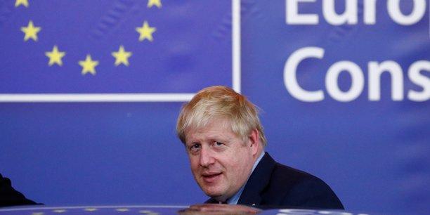Brexit: johnson mobilise ses troupes a la veille d'un vote crucial[reuters.com]