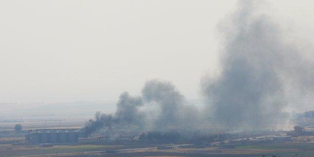 Syrie: tirs dans le secteur de ras al ain malgre la pause[reuters.com]