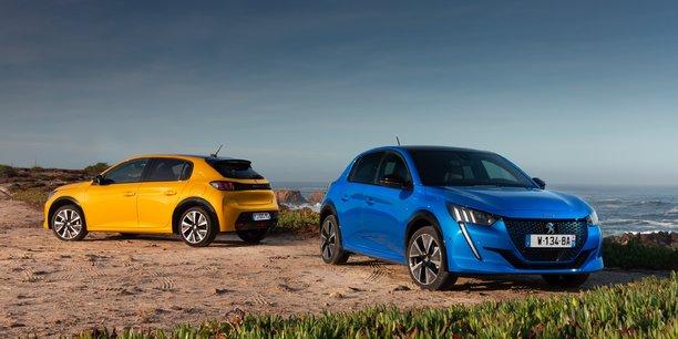 Voiture électrique : un choc culturel pour Peugeot