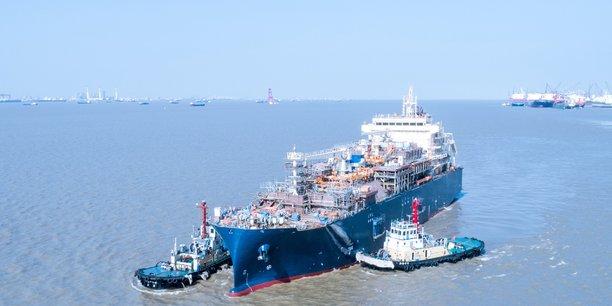 La transition du fioul lourd vers le GNL dans le transport maritime apparaît comme la solution compétitive et immédiatement disponible la plus efficace, estime Total