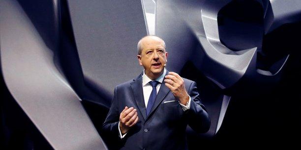 « Nous avons installé l'idée que l'électrification pouvait être sexy » Jean-Philippe Imparato, Peugeot