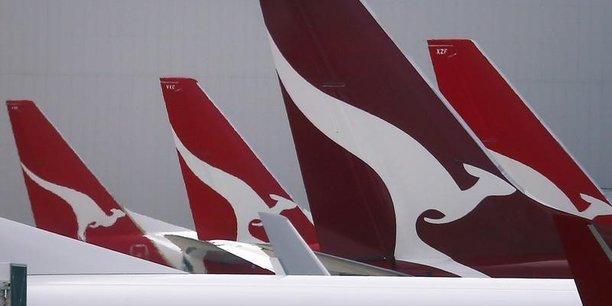 Le plus long vol de l'histoire a atterri à Sidney