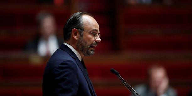 Philippe denonce un detournement du droit de retrait a la sncf[reuters.com]