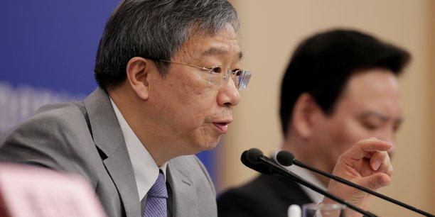 Le taux de change du yuan a un niveau approprie, selon le gouverneur de la bpc[reuters.com]