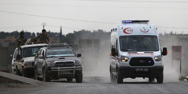 Ankara annonce la mort d'un soldat turc en syrie apres une attaque kurde[reuters.com]