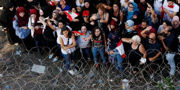 Nouvelles manifestations au liban, le gouvernement joue l'apaisement[reuters.com]