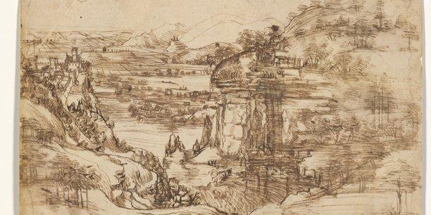 Au musee du louvre, un nouveau regard sur leonard de vinci[reuters.com]