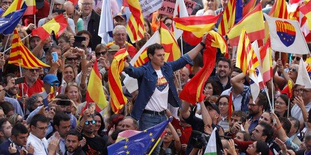 Rassemblement contre l'independance a barcelone[reuters.com]