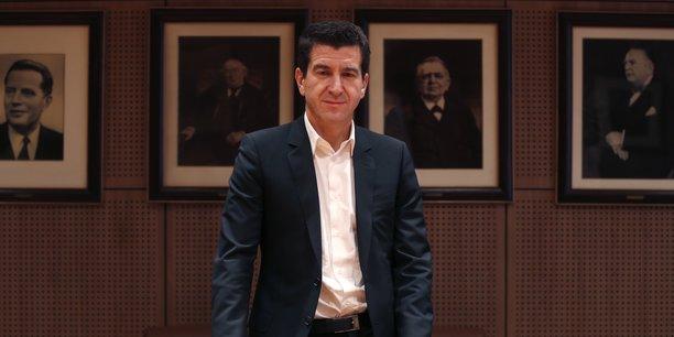 Le banquier star Matthieu Pigasse quitte Lazard