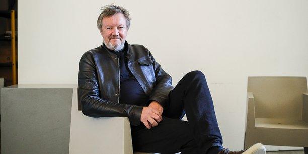L'architecte norvégien Kjetil Thorsen Trædal est le cofondateur de l'agence Snohetta.