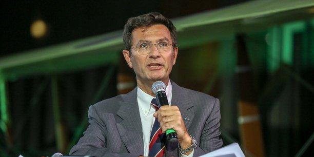 Le nouveau président exécutif d'ATR, Stefano Bortoli, s'est confié sur ses ambitions.