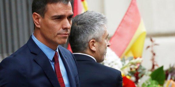 Sanchez critique le chef de l'executif catalan[reuters.com]