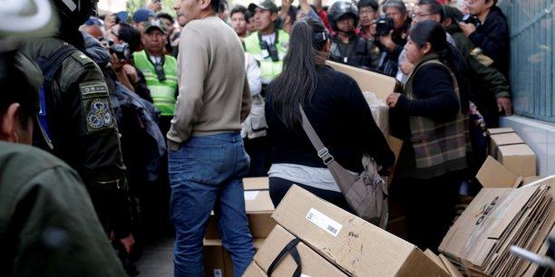 Bolivie: morales et mesa se disputent les resultats de la presidentielle[reuters.com]