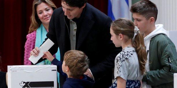 Canada: justin trudeau formera un gouvernement minoritaire[reuters.com]