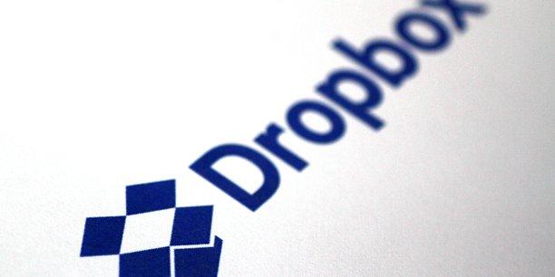 Dropbox est a suivre a wall street[reuters.com]