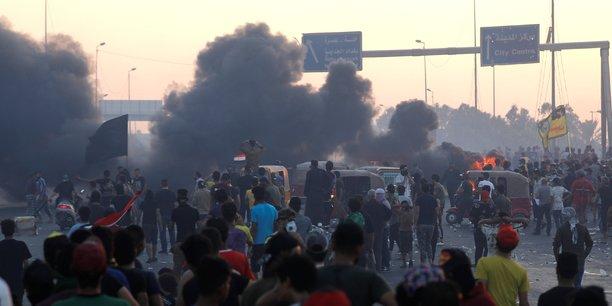La repression des manifestations en irak a fait 157 morts[reuters.com]