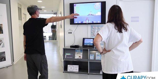 MindMaze France (ex-Genious Healthcare) est spécialisé dans les jeux vidéo thérapeutiques pour les troubles cognitifs, la maladie d'Alzheimer ou la maladie de Parkinson.