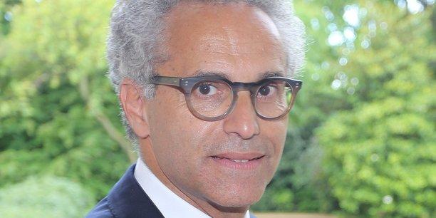 Le président de la CPME Paris Ile-de-France Bernard Cohen-Hadad.