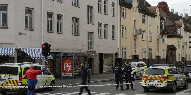 Un homme arme blesse cinq passants a oslo a bord d'une ambulance volee[reuters.com]