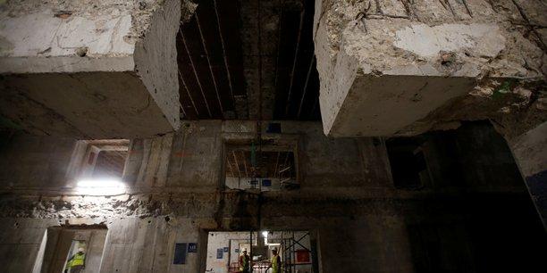 Marseille: une ancienne base allemande de sous-marins reconvertie en data center[reuters.com]