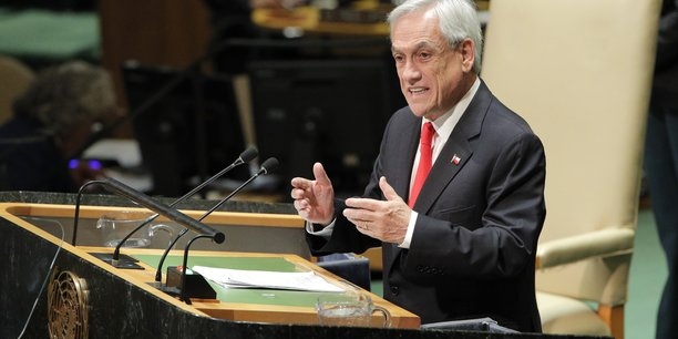 Le president chilien propose des mesures pour eteindre la contestation[reuters.com]