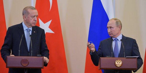 Moscou se porte garant du retrait kurde de la frontiere syro-turque[reuters.com]