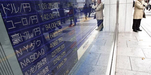 Tokyo finit en legere hausse[reuters.com]