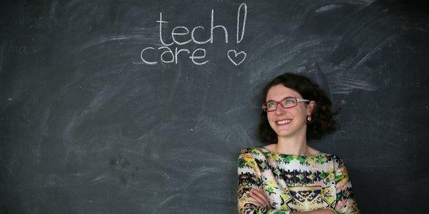 Carole Zisa-Garat positionne Telegrafik dans le marché du techcare.