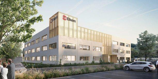 Industrie : Elkem Silicones lance la construction de son nouveau centre de R&D