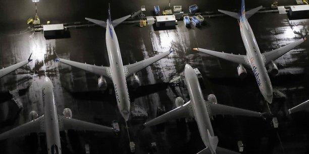 Boeing maintient son calendrier de remise en service du 737 max[reuters.com]
