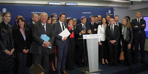 Politique : Quatre élus d'Auvergne-Rhône-Alpes à la direction des Républicains