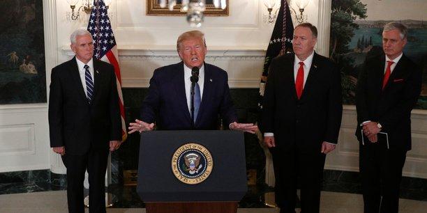 Trump annonce la levee des sanctions contre la turquie[reuters.com]