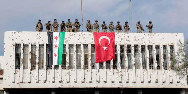 Syrie: les usa evoquent des crimes de guerre lors de l'offensive turque[reuters.com]