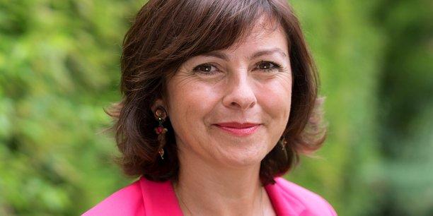 Carole Delga, présidente du Conseil régional Occitanie Pyrénées Méditerranée