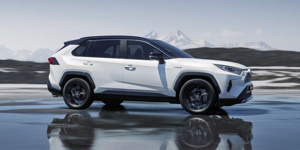 Du SUV extrêmement compact, le SUV de Toyota a pris de l'envergure pour coiffer une gamme SUV plus ambitieuse.