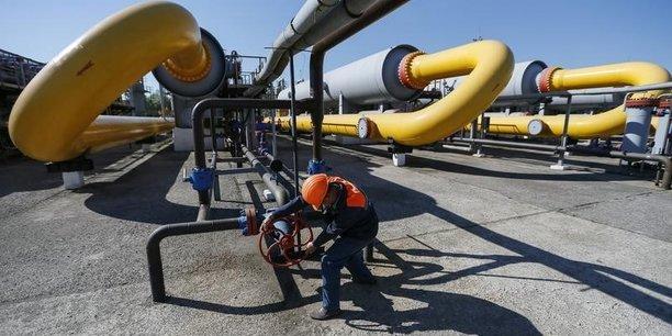 Pour éliminer les risques de perturbations et prouver plus que par le passé la fiabilité de ses livraisons, Moscou dispose de réservoirs déjà pleins de gaz dans l'est de l'Europe.