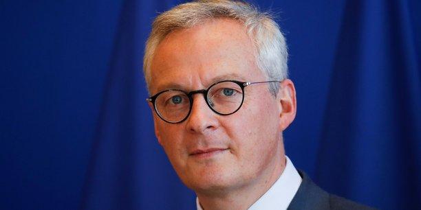 Bruno Le Maire, qui doit recevoir un audit ce lundi de la part de l'ancien patron de PSA Jean-Martin Folz, est revenu sur les retards et les coûts considérables de la construction de l'EPR de Flamanville.