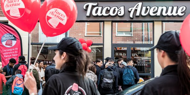 Tacos Avenue a ouvert sept nouveaux restaurants depuis le début de l'année