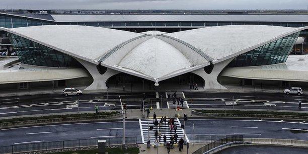 L'aéroport international John F. Kennedy, à New-York