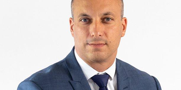 François Bérard a été nommé en septembre dernier directeur adjoint du CHU de Montpellier et président du Fonds Guilhem