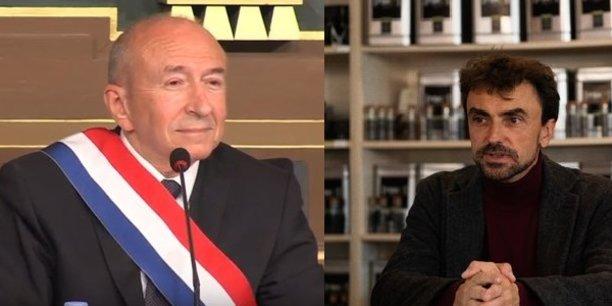 Gérard Collomb favori pour la Métropole, Grégory Doucet pour la Ville de Lyon