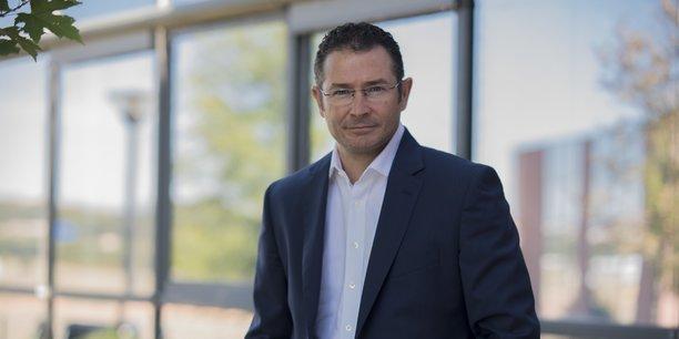 Depuis quelques mois, Frédéric Carré occupe le poste de président du conseil d'administration de Promologis, basé à Toulouse.