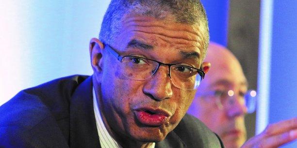 Lionel Zinsou, banquier d'affaires et ancien Premier ministre du Bénin.