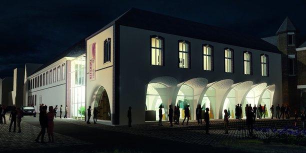 Dans trois ans, le pôle de compétitivité spécialisé en cosmétique aura un nouveau bâtiment de référence.