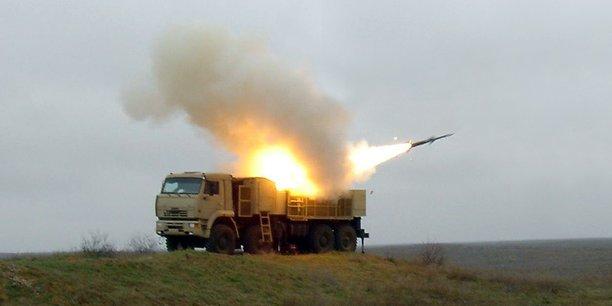 Le système antiaérien de courte portée russe, le Pantsir-S1, sera livré à la Serbie début 2020