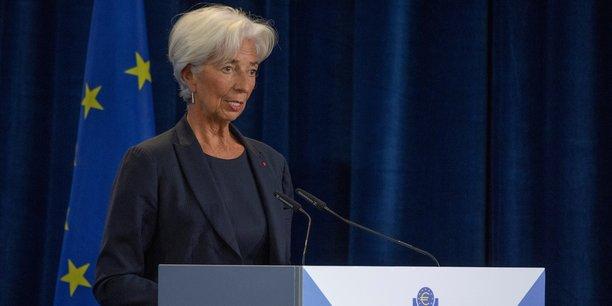 BCE : Christine Lagarde doit en finir avec une politique monétaire insensée