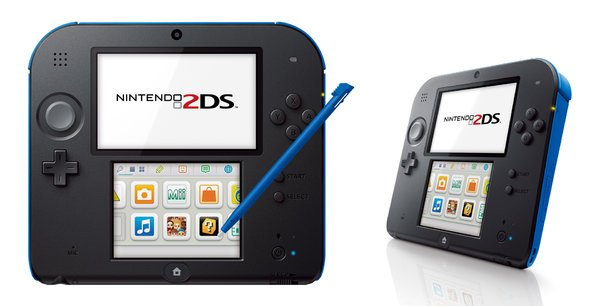 nintendo abat son jeu une nouvelle console la 2ds et une wii u moins ch re. Black Bedroom Furniture Sets. Home Design Ideas