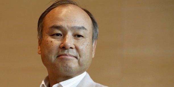 Dans l'espoir de financer un nouvel Alibaba, son principal succès, Masayoshi Son (en photo) avait investi plus de 10 milliards de dollars dans WeWork. Mais patatras, l'introduction en Bourse, que devait conduire JP Morgan, a avorté cet automne.