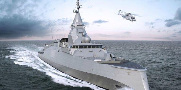 Naval Group va proposer à la Grèce quatre FDI, dont une fabriquée à Lorient et trois autres dans les chantiers navals grecs.